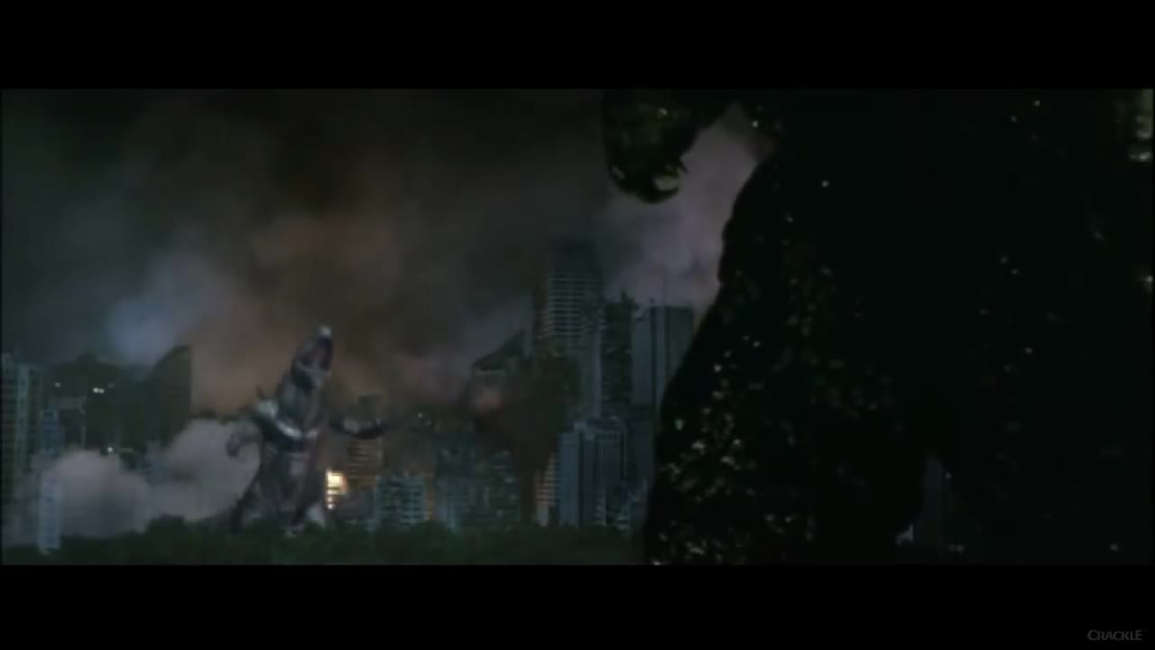 Godzilla vs Zilla. in '98 Tristar made a piece of Godzilla film that flopped, big time. Toho, pissed off at how bad it all was, bought the rights to the film an