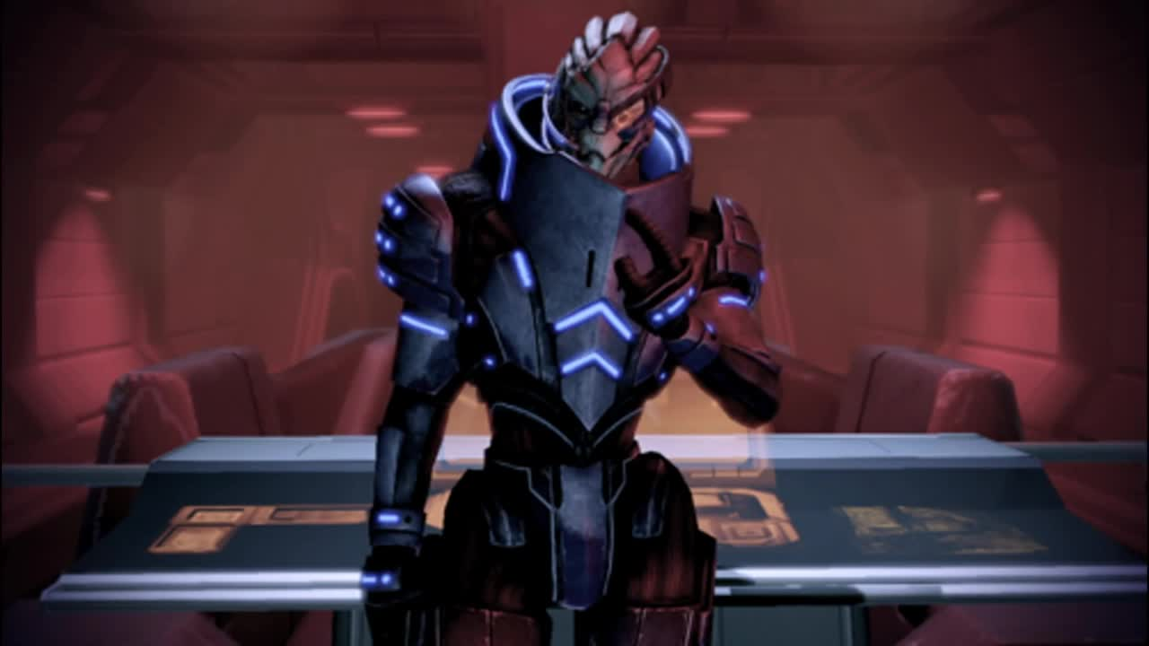 Belated Happy N7 Day!. join list: MEUberComps (243 subs)Mention History join list:. I LOVE GARRUS VAKARIAN AND I CANNOT EXPRESS HOW MUCH