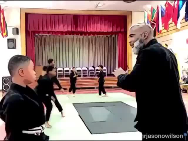 good teacher. .. Theres other videos of this guy he seems to be a great teacher
