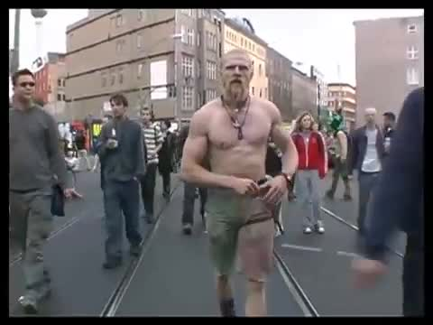 techno viking. .. What a blast from the past