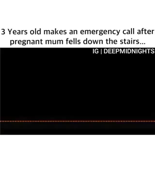 911 Call. .. Kids can be amazing.