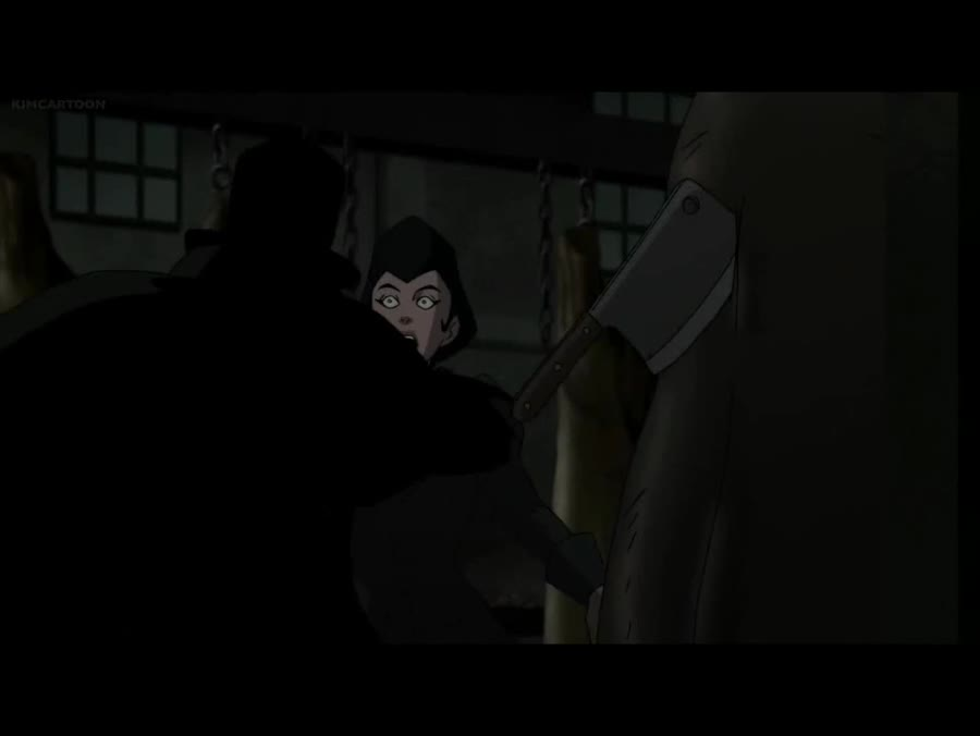 Batman vs Jack the Ripper. Batman Gotham By Gaslight.. Well, , sorry for saving your life