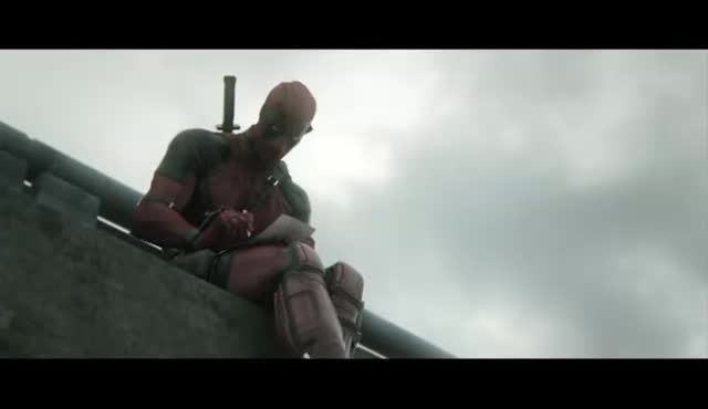 DEADPOOL Test Footage Officially Release. Deadpool is love. Deadpool is life... You knew this was coming.
