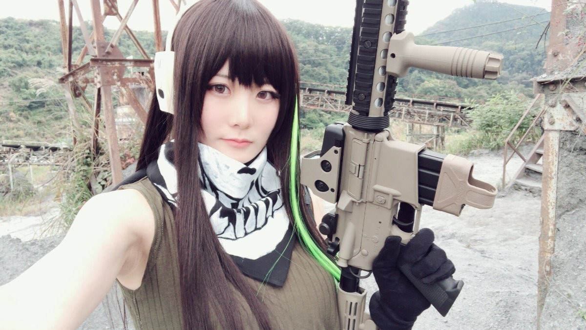 Anti Rain squad cosplay. join list: GirlsFrontline (594 subs)Mention Clicks: 118134Msgs Sent: 437482Mention History.. I am a simple man. I see trigger discipline, I upvote