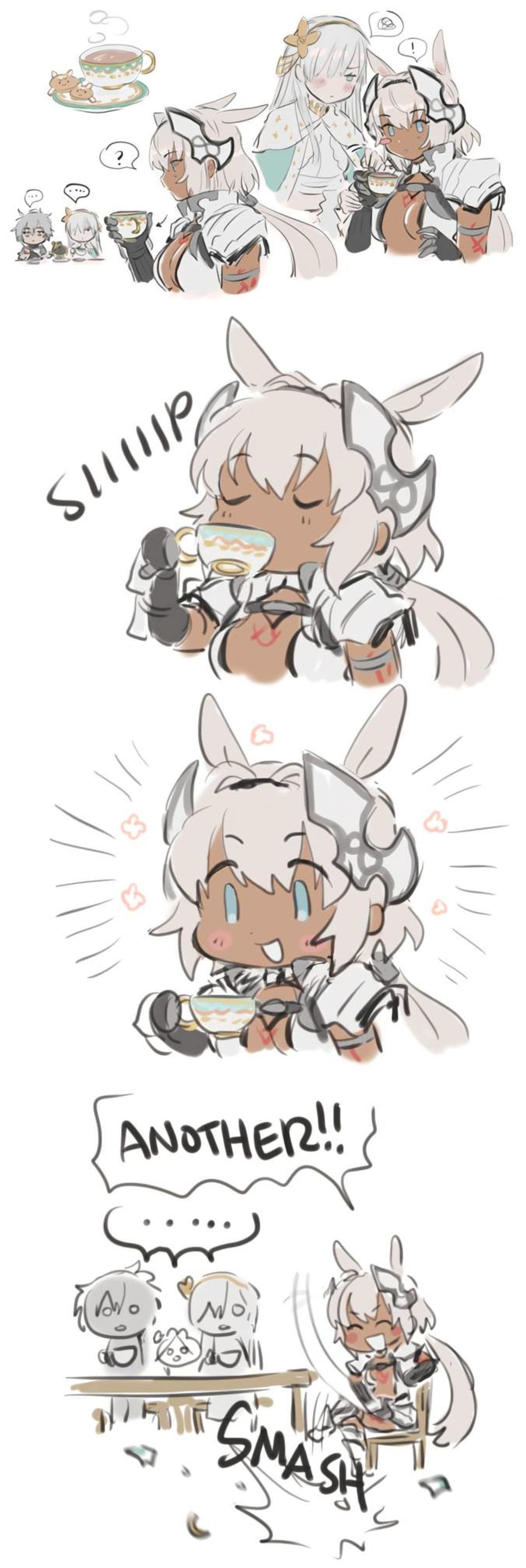 Caenis Drinking Tea. Source drinkingtea/ join list: Fate (421 subs)Mention History join list:
