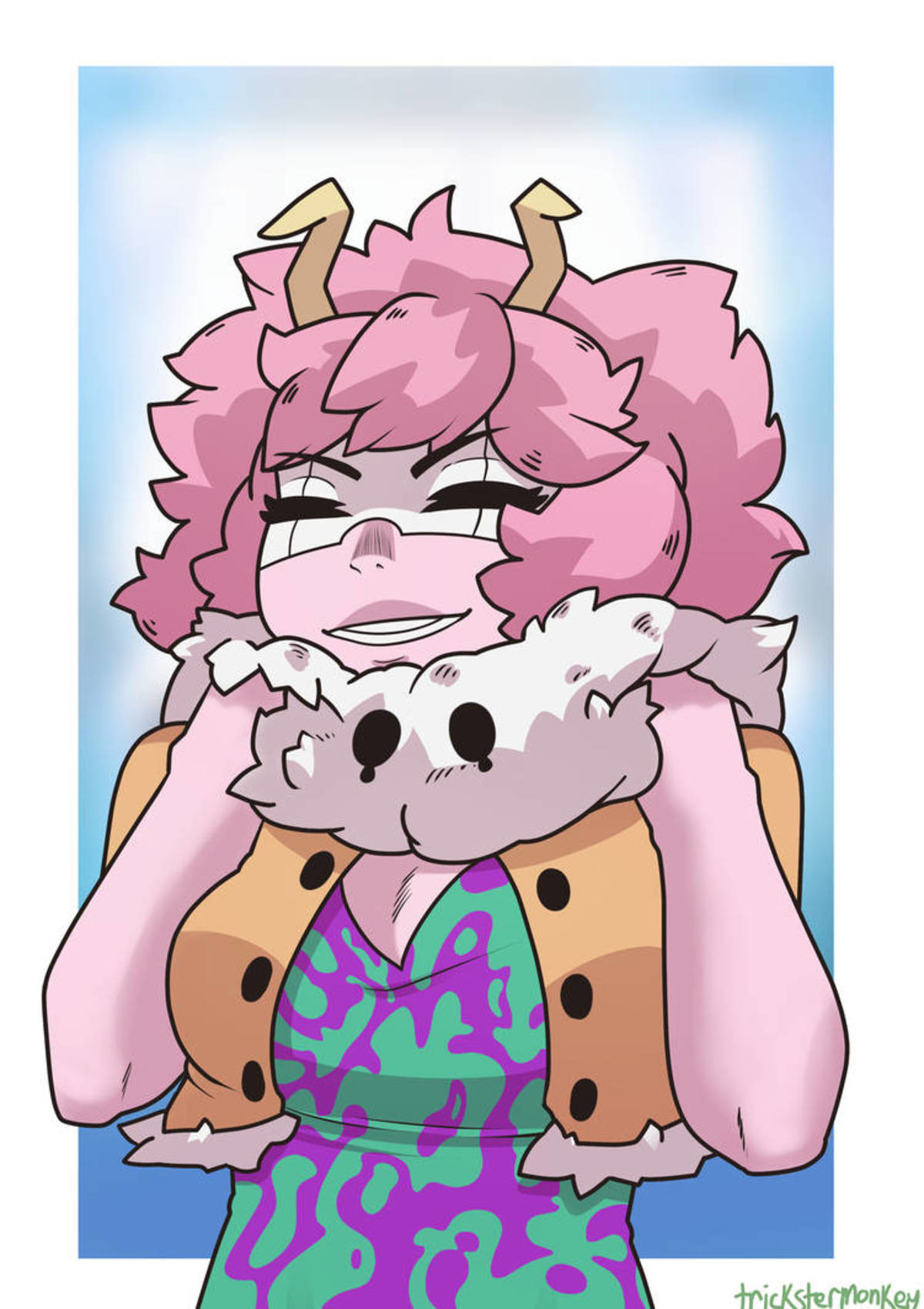 Daily Ashido 134. join list: DailyAlienQueen (292 subs)Mention Clicks: 48123Msgs Sent: 101296Mention History .. i'll be honest fam this life got me up