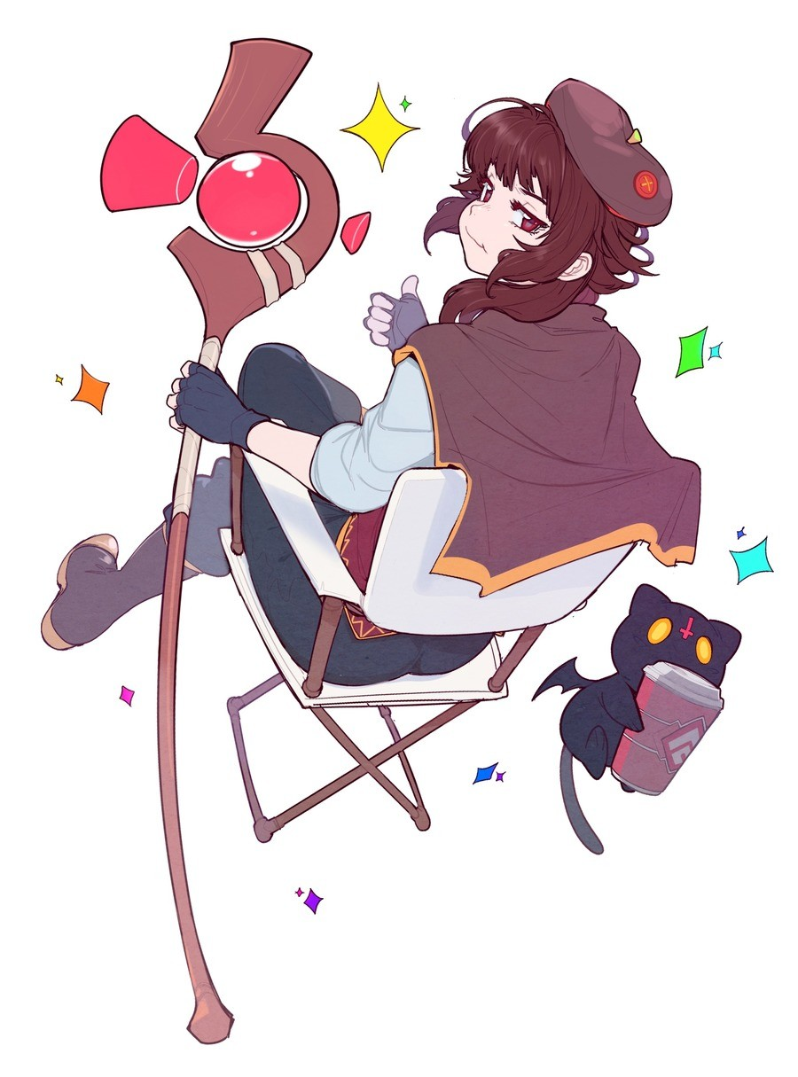 Daily Megu - 472: Director Megu. join list: DailySplosion (740 subs)Mention History Source: .. I take it she's directing Transformers 7 - Even more blows up