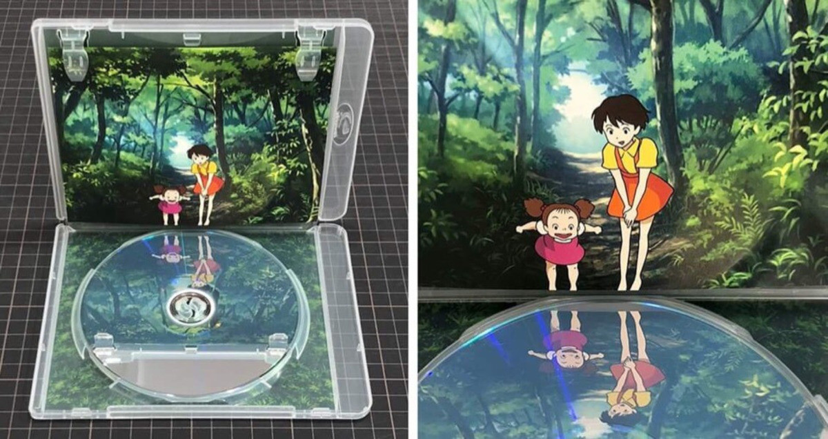 DVD Design. .. Man, Ghibli/miyazaki films are great