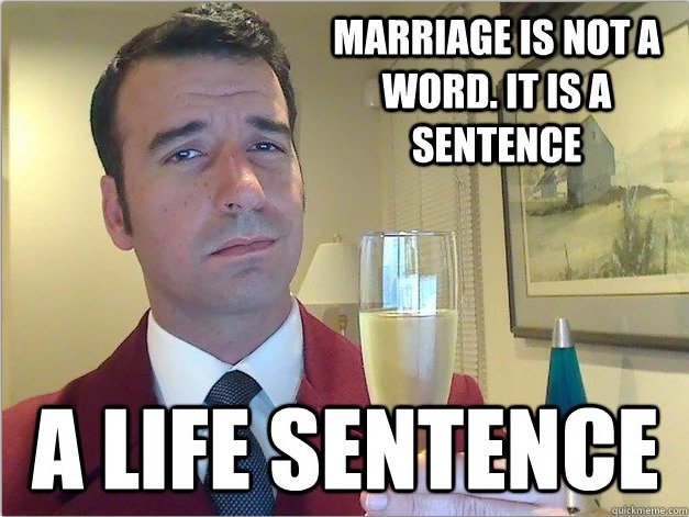 Fabulous Divorced Guy. This is the description.. MARRIAGE IS MT Aid in If. Marriage in a nutshell