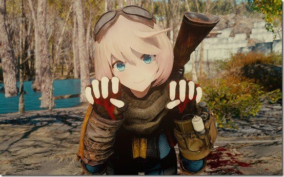 Fallout 4 anime mod. join list: VidyaGames (379 subs)Mention Clicks: 22844Msgs Sent: 170802Mention History join list:. I am not entirely comfortable with how ok I am with this. like, it is kinda nice looking. better then the semi realistic dead faces in the game.