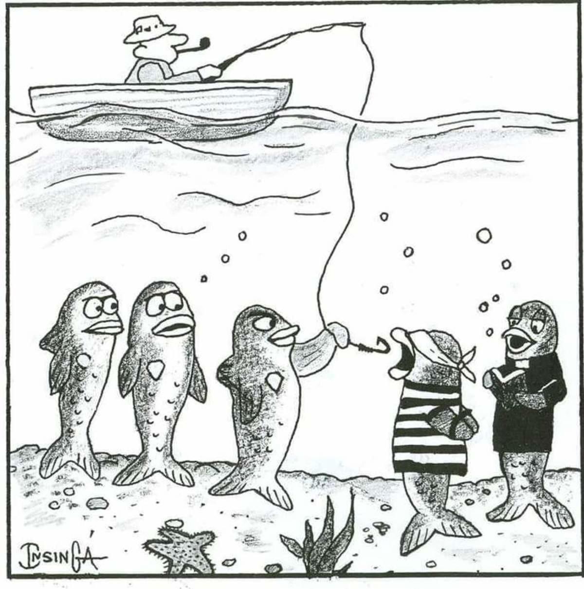 Fish. ..