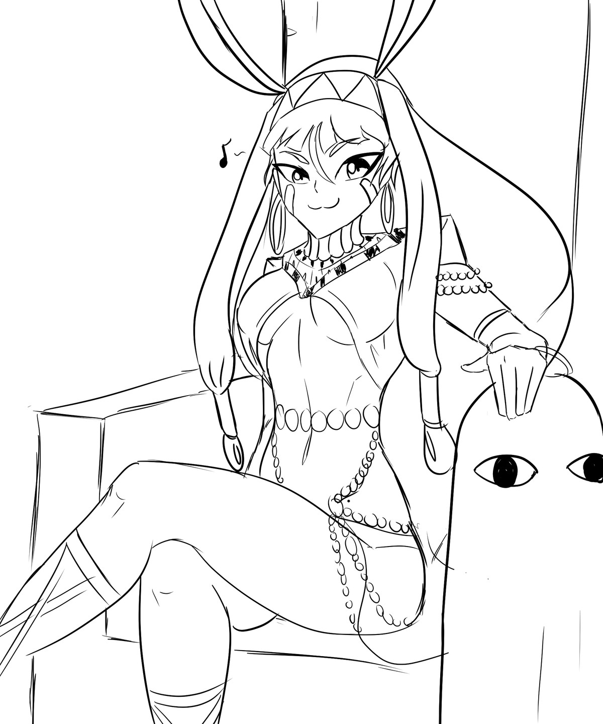 For that one dude who won't calm down about nitocris. join list: GBArt (239 subs)Mention History.. I think you just made two of us.