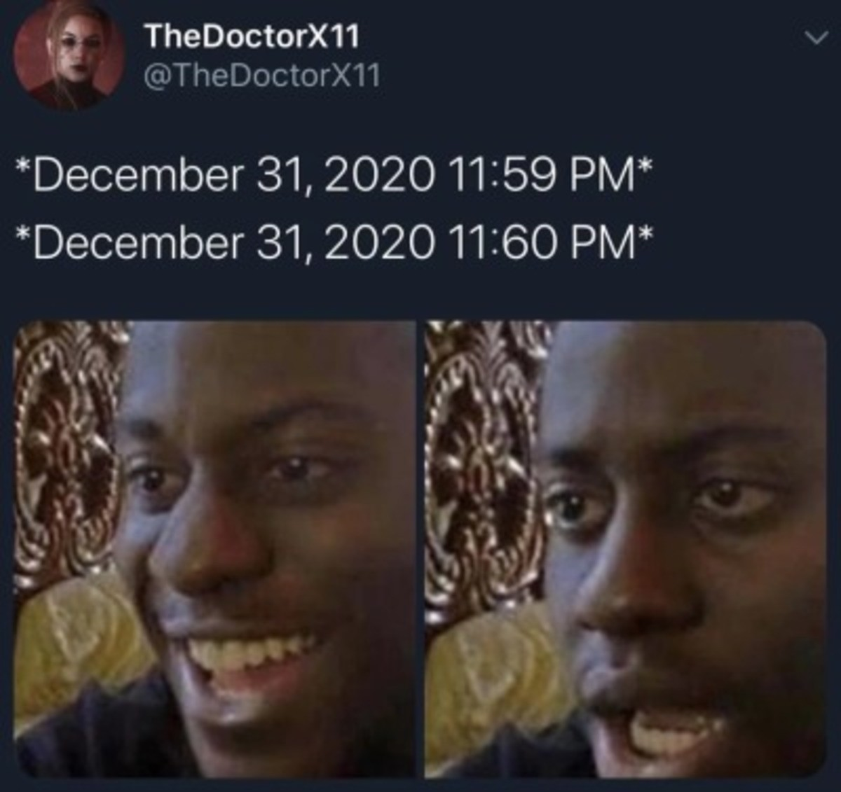 hot exponential paced Cockroach. .. When you're stuck in 2020 forever
