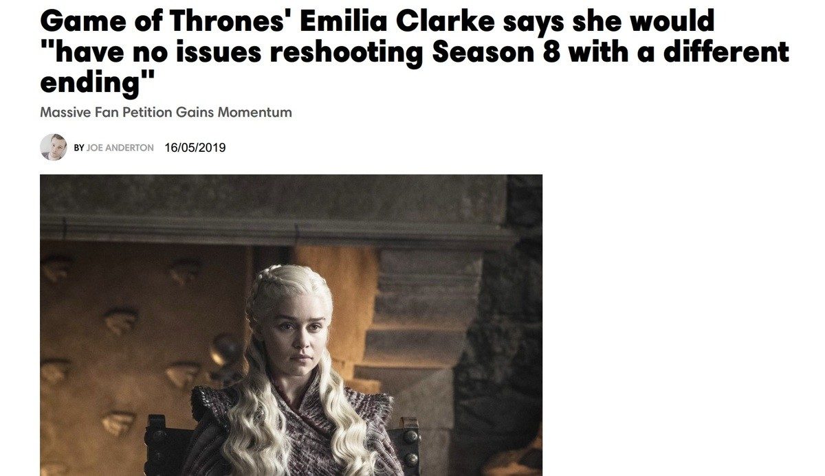 Is this damage control?. .. Sounds like she wanted to be a hero.