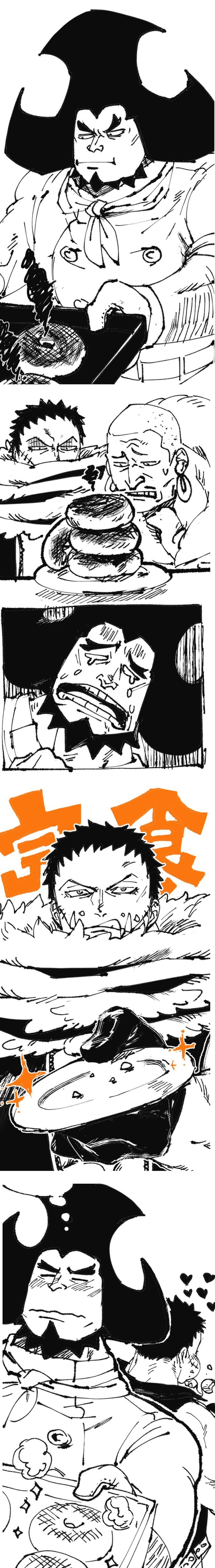 Katakuri best big brother. .. The perfect Man IS HALF A FISH!!!!!!!! HOW CAN WHITEY EVEN COMPETE!!!!!!