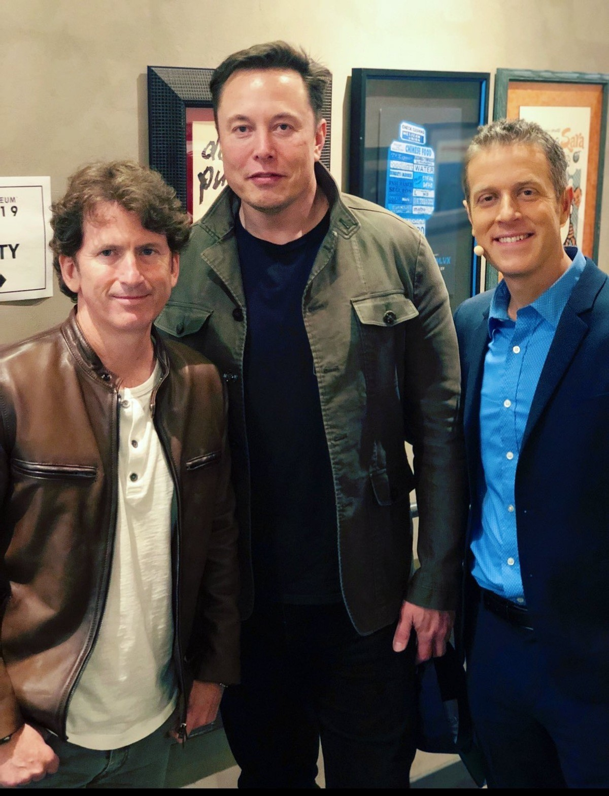 Me and the boys choosing people for our dogeball team. .. Todd and Elon in the same room almost opened a warp rift from the pure amount of chaos energy they emanate.