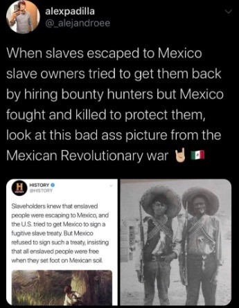 Meican History. .. The Mexican revolutions and its consequences have been a disator for the Mexican people
