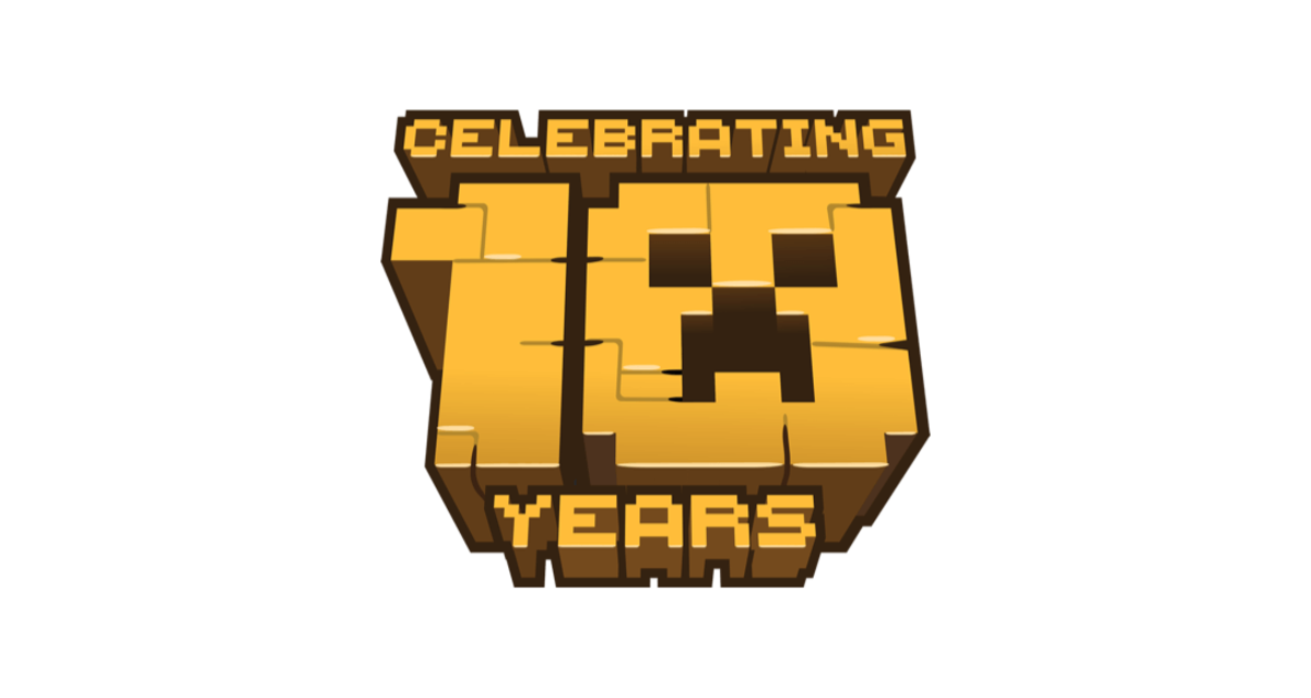 Minecraft sale. Minecraft's having a ten year anniversary sale. I think you can get the Java version at almost 50% off at the official Minecraft store. Or play