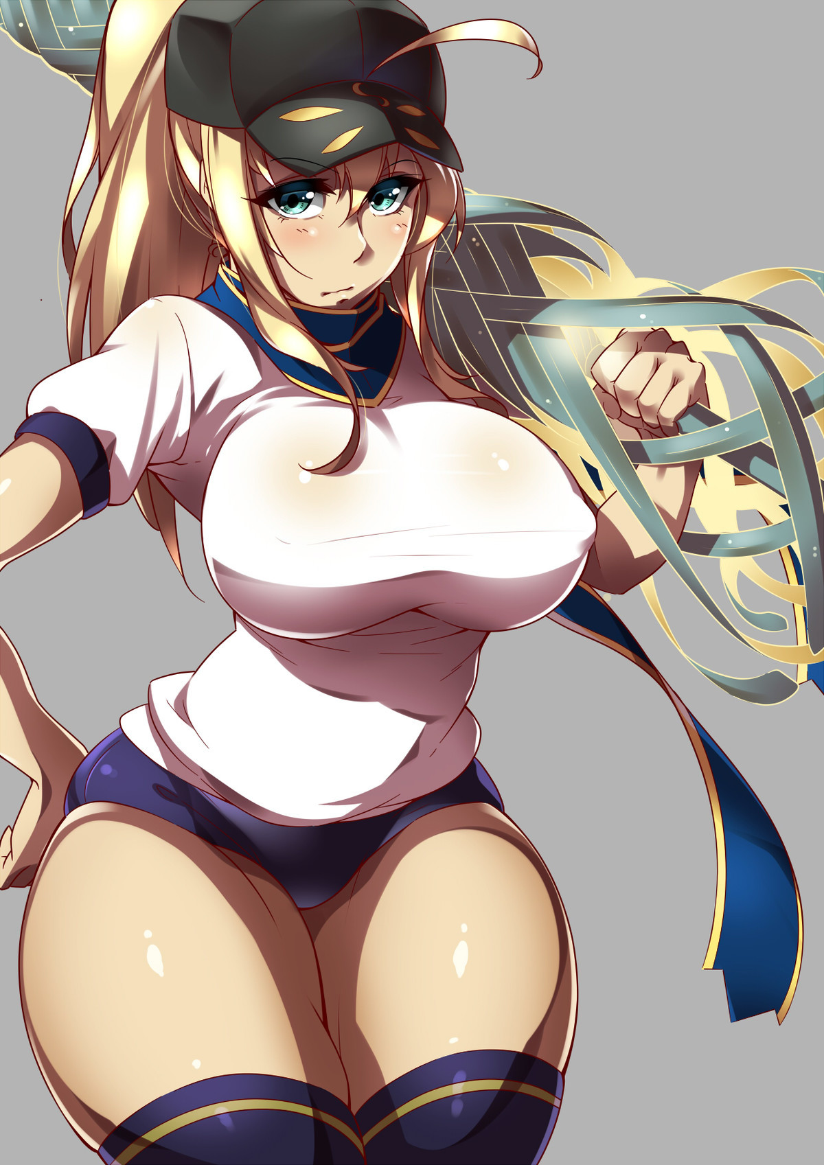 Mysterious Heroine X Lancer. Source illust.php?mode=medium&illustid=68170615 join list: Fate (421 subs)Mention History join list: