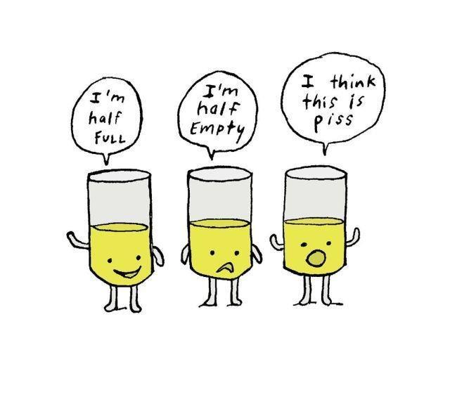 """Optimism VS Pessimism VS Realism. Blind Fap :: <a href=""""pictures/1530536/Blind+Fap/"""" target=blank>funnyjunk.com/funny_pictures/1530536/Blind+Fap"""
