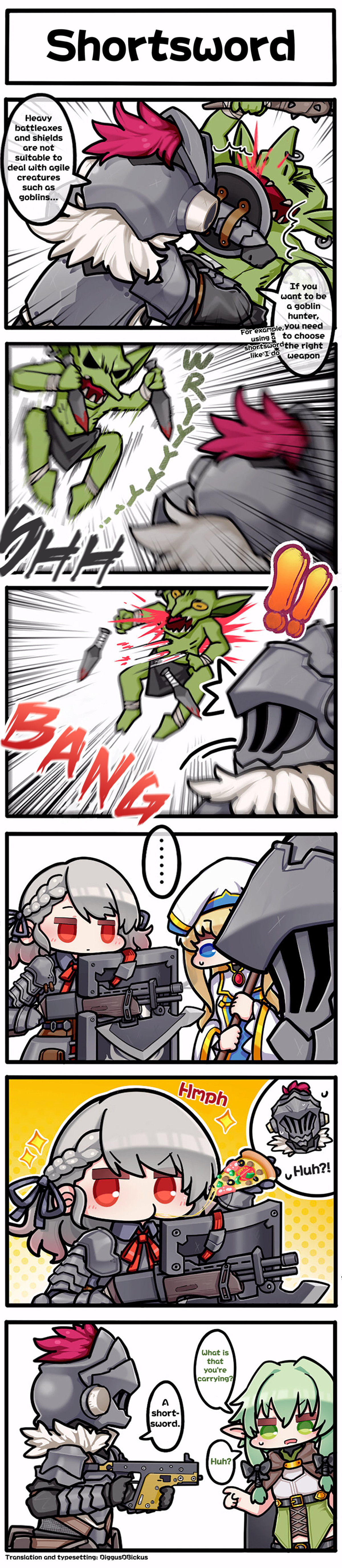 Shortsword. join list: GirlsFrontline (594 subs)Mention Clicks: 118400Msgs Sent: 438670Mention History join list:. That axe on the end of the spas is triggering me