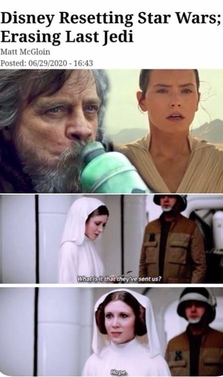 Star Wars. .. Whatever