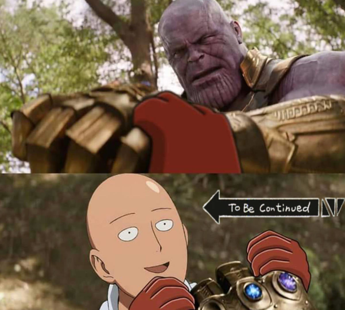 Things Just Got Interesting. .. I actually had a dream one time were this kinda happened. So basically in the dream I was watching Infinity War Part 2. I wasn't watching it in a theatre, but a