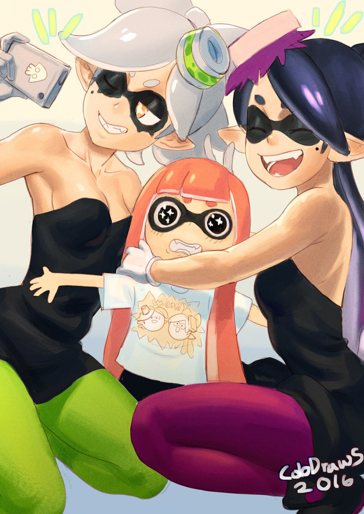 Woomy. .. what the is up with these tiny hats...