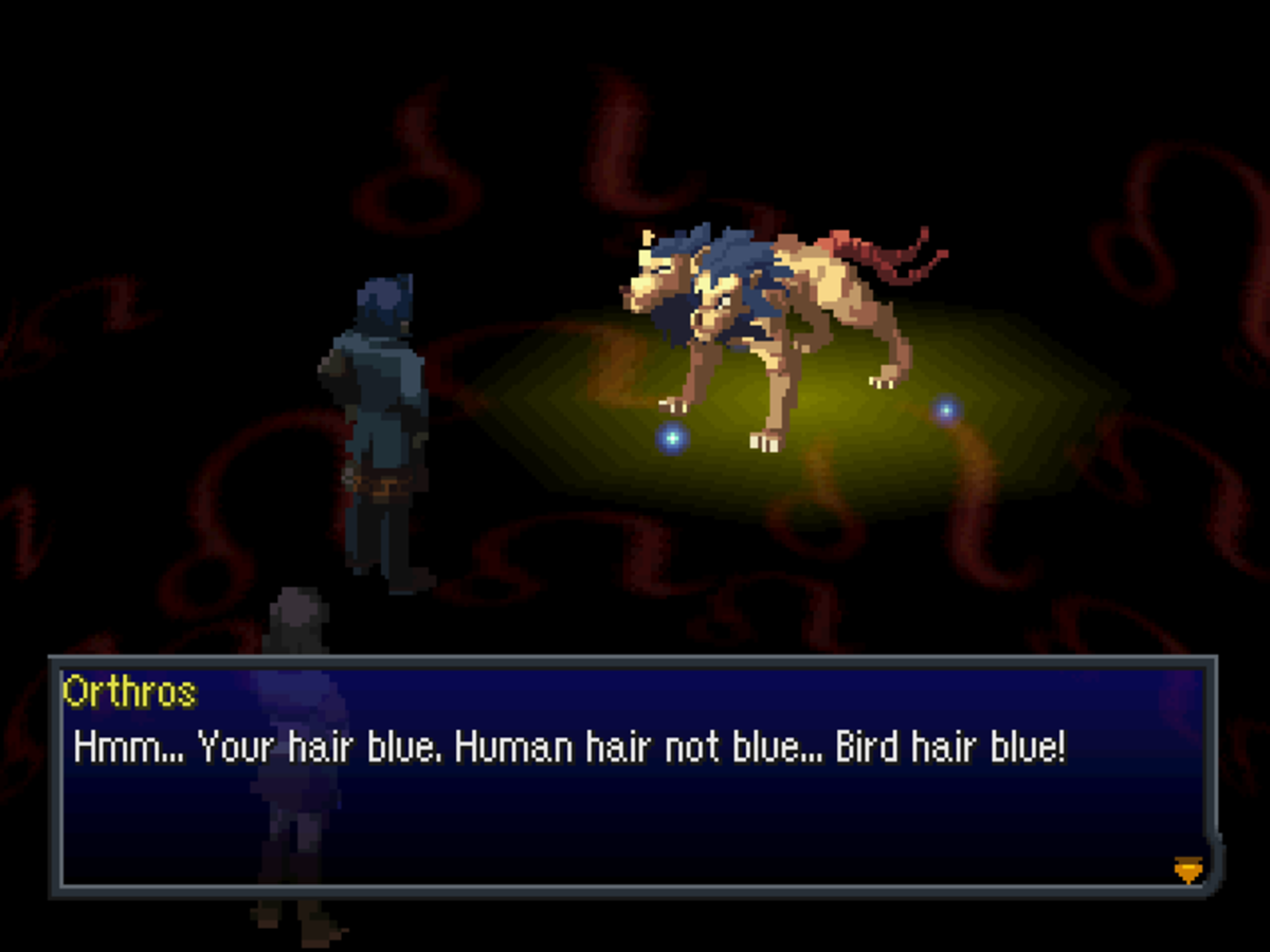You dare say that to my face?. join list: PersonaPosts (415 subs)Mention History.. Persona 2 dosen't get enough credit.