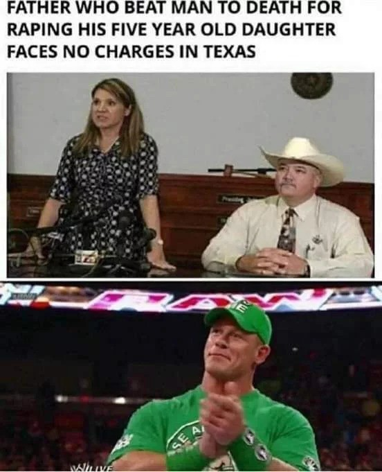 You gotta love Texas. .. Claps in Leaf