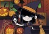 Happy Halloween with Lucy