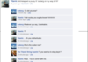 Historical events with Facebook