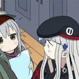Sleepy G11 (Kobayashi san no maid dragon × Girl's frontline)